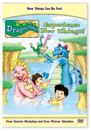 Dragon Tales Experience New Things Clr Nr