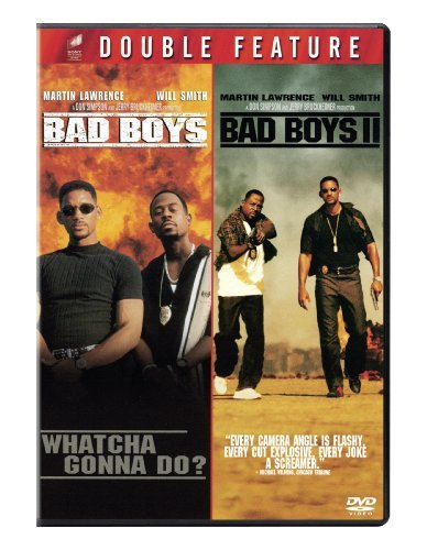 Bad Boys Bad Boys 2 Double Feature DVD Nr Ws