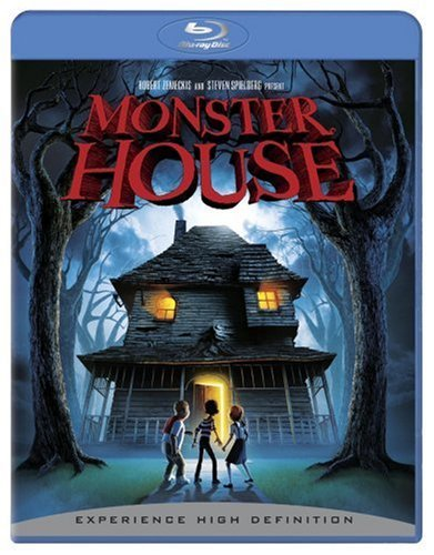 Monster House Monster House Blu Ray Ws Pg