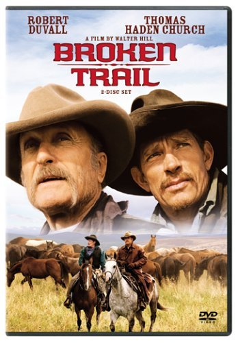 Broken Trail Duvall Church Allen Clr Nr 2 DVD