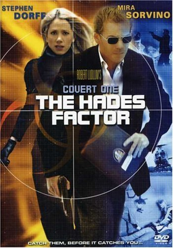 Covert One Hades Factor Dorff Sorvino Huston Clr Ws Nr