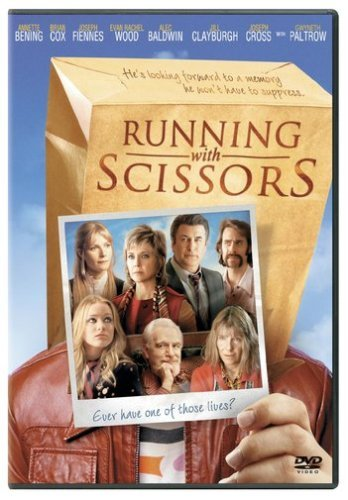 Running With Scissors Bening Baldwin Fiennes Clr Ws R
