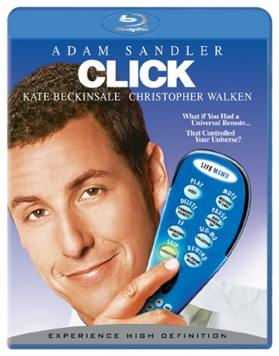 Click Sandler Beckinsale Walken Blu Ray Ws Pg13
