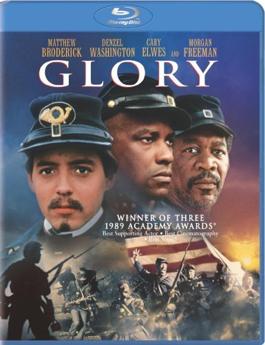 Glory Willis Hauser Blu Ray Ws R
