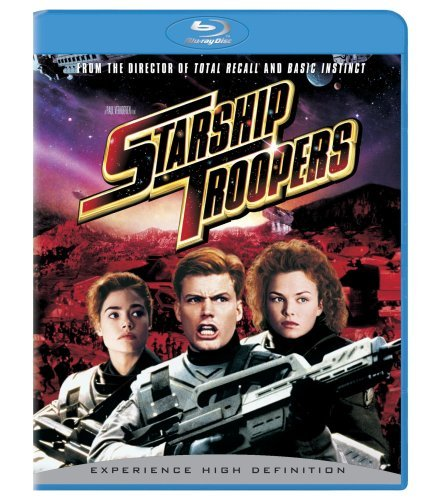 Starship Troopers Starship Troopers Blu Ray Ws R
