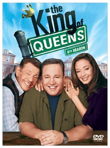 King Of Queens Season 6 DVD