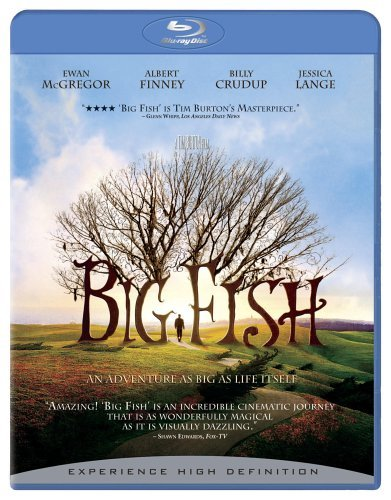 Big Fish Big Fish Blu Ray Ws Pg13