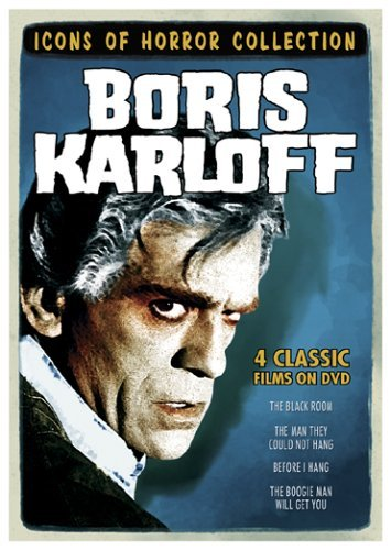 Icons Of Horror Collection Karloff Boris Clr Nr 2 DVD