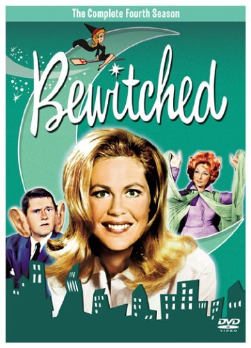 Bewitched Season 4 Clr Nr 4 DVD