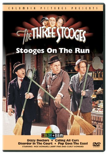 Stooges On The Run Three Stooges Nr