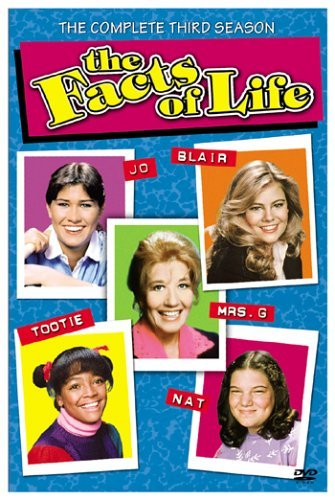 Facts Of Life Season 3 DVD