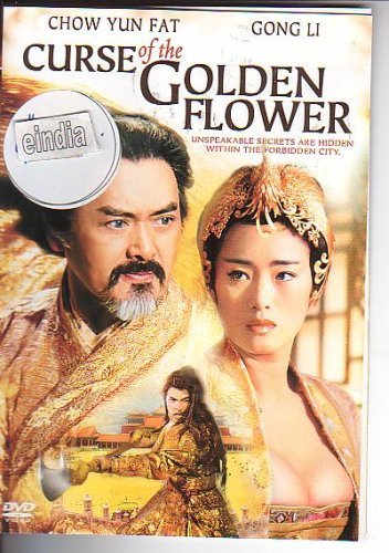 Curse Of The Golden Flower Curse Of The Golden Flower
