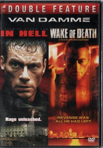 Jean Claude Van Damme In Hell Wake Of Death (double Van Damme)