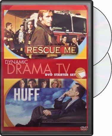 Dynamic Drama Tv Rescue Me Huff