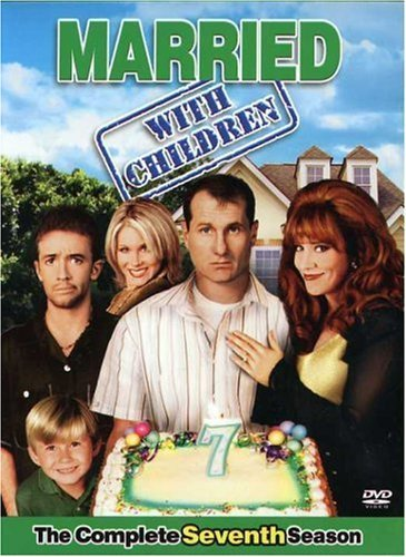Married With Children Season 7 DVD
