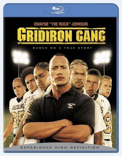 Gridiron Gang Rock Xzibit Blu Ray Ws Pg13