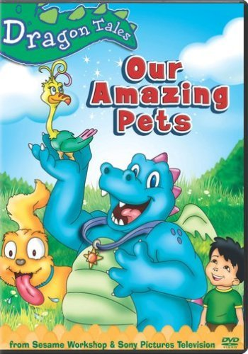 Dragon Tales Our Amazing Pets Nr