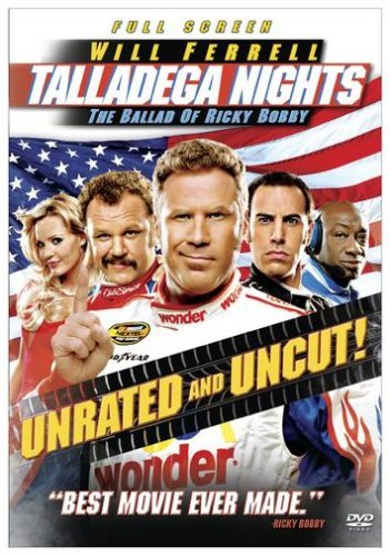 Talladega Nights Ballad Of Ric Ferrell Cohen Clr Nr Unrated