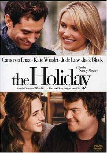Holiday Diaz Winslet Law DVD Pg13