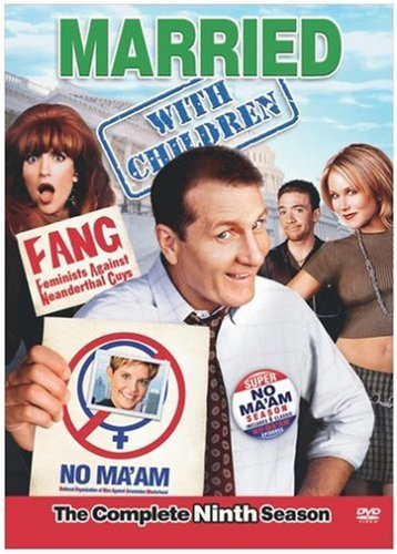 Married With Children Season 9 DVD