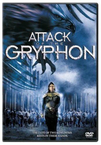 Attack Of The Gryphon Benson Douglas Drake Clr Ws Nr