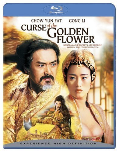 Curse Of The Golden Flower Chen Yun Fat Blu Ray Ws R