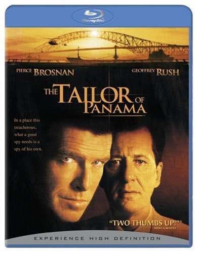 Tailor Of Panama Brosnan Rush Blu Ray Ws R