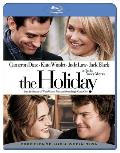 Holiday Diaz Winslet Law Blu Ray Ws Pg13