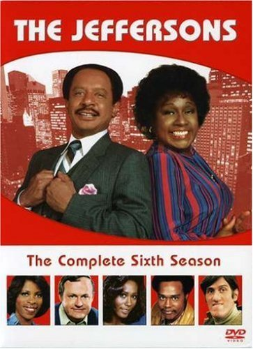 Jeffersons Season 6 Clr Nr 3 DVD
