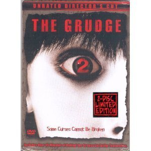 Grudge 2 Grudge 2 Ltd. Ed. Steelbook W Bonus Disc