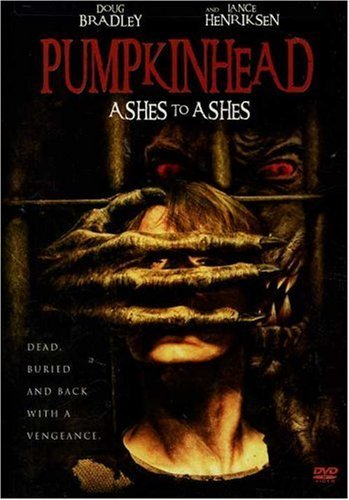 Pumpkinhead Ashes To Ashes Bradley Henriksen Clr Ws R
