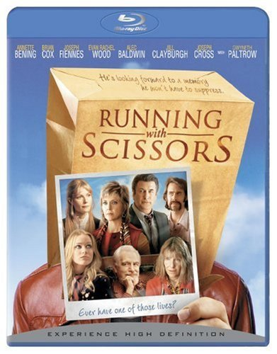 Running With Scissors Bening Baldwin Fiennes Blu Ray Ws R