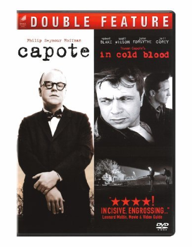 Capote (2005) In Cold Blood (1967) Double Feature Nr 2 DVD