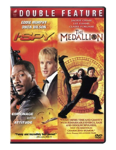 I Spy (2002) Medallion I Spy (2002) Medallion Ws Pg13