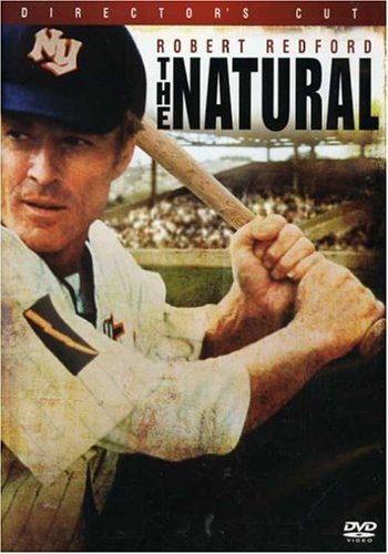Natural Redford Duvall Close Basinger DVD Pg