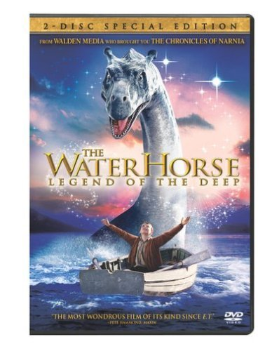 Water Horse Legend Of The Dee Watson Cox Etel Chaplin Pg 2 DVD