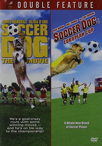 Soccer Dog Soccer Dog European Soccer Dog Soccer Dog European Nr 2 DVD