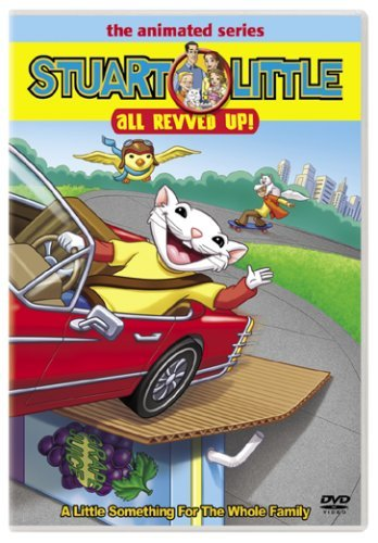Stuart Little Animated Series All Revved Up Nr