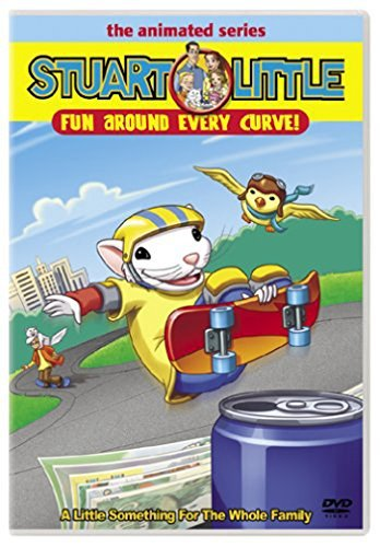 Stuart Little Animated Series Fun Around Every Curve Nr