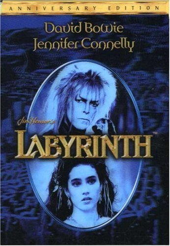 Labyrinth Bowie Connelly Pg 2 DVD