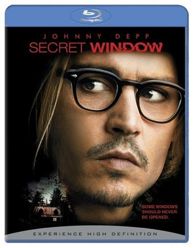Secret Window Depp Turturro Hutton Blu Ray Ws Pg13