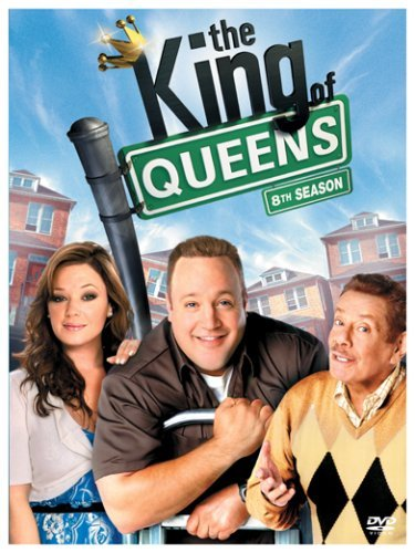 King Of Queens Season 8 DVD