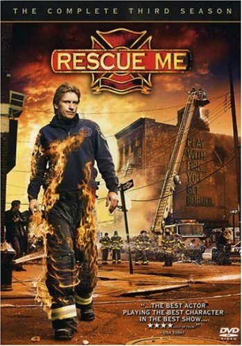 Rescue Me Season 3 DVD