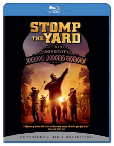 Stomp The Yard Short Good White Blu Ray Ws Pg13