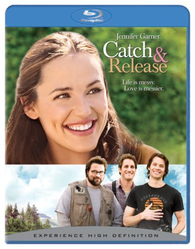 Catch & Release Garner Lewis Smith Olyphant Blu Ray Ws Pg13