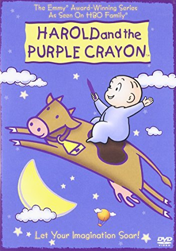 Harold & The Purple Crayon Let Your Imagination Soar Nr