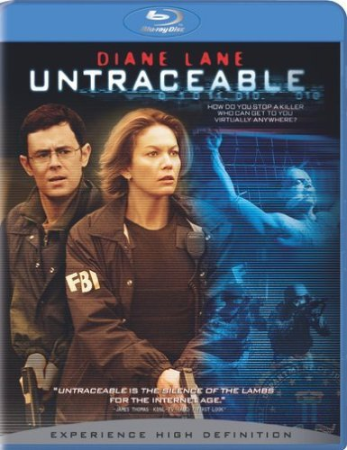 Untraceable Lane Hanks Blu Ray Ws R