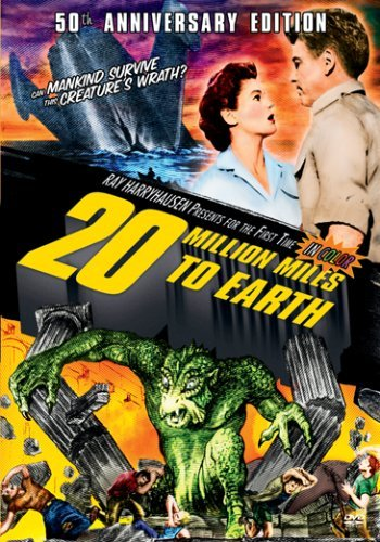 20 Million Miles To Earth 20 Million Miles To Earth Ws 50th Anniv Ed