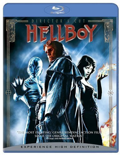 Hellboy Hellboy Blu Ray Ws Nr Unrated