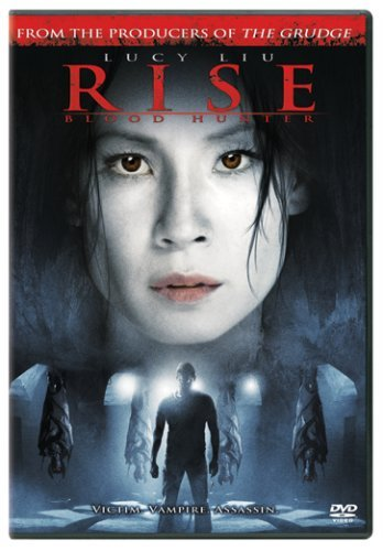 Rise Blood Hunter Liu Chiklis Gugino D'arcy Ws R